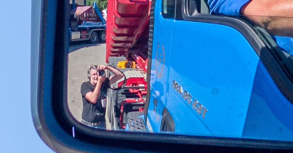 Eugen im Spiegel